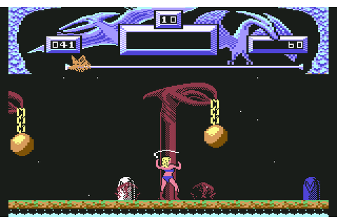 Vixen (1988) by Intelligent Design C64 game