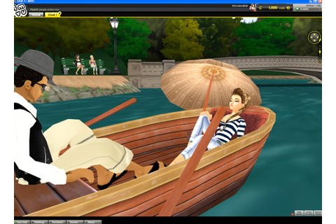 IMVU, the 3-D avatar chat room company, hits $25M in ...