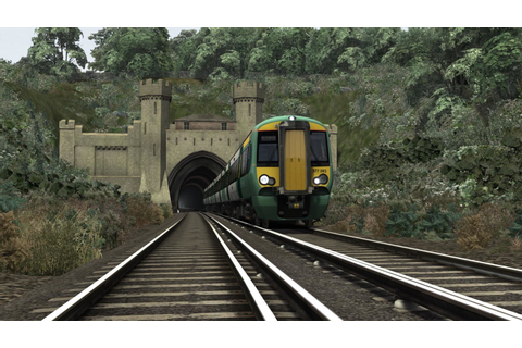 Train Simulator: London to Brighton Route Add-On Steam Key ...