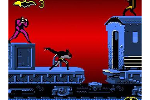 Screens: Batman: Chaos In Gotham - Game Boy Color (2 of 4)