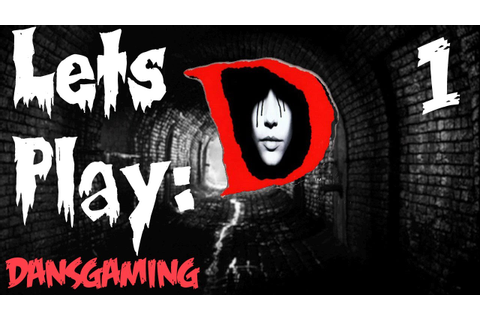 D - PS1 Horror Game - Part 1 - Let's Play with Dan - HD ...