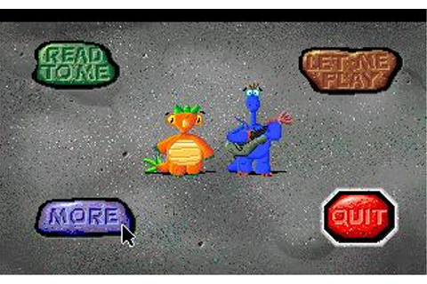 Slater & Charlie Go Camping Download (1993 Educational Game)
