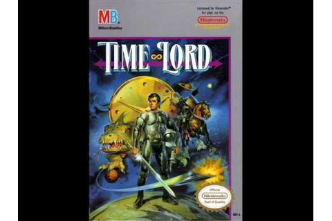 Time Lord (NES) - Game Over - YouTube