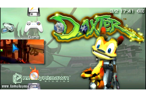 Let's Play: Daxter (PSP) Playthrough Part 1 - YouTube