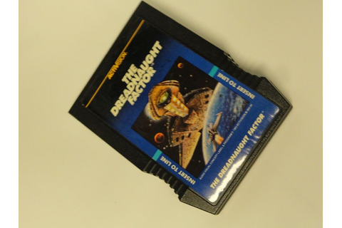 Intellivision Dreadnaught Factor INTV for the ...