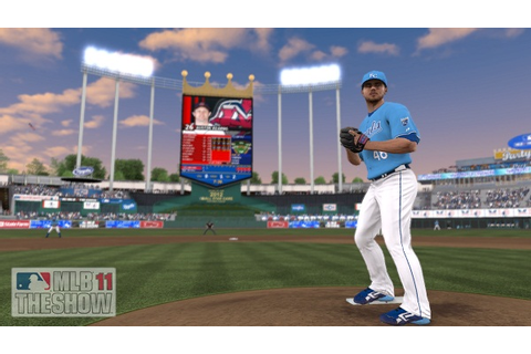 Video Game Review: MLB 11: The Show [Playstation 3, 2011 ...