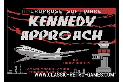 Download Kennedy Approach & Play Free | Classic Retro Games