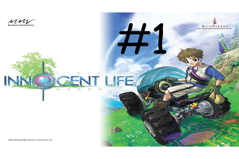 Innocent Life: A Futuristic Harvest Moon - ♫ Part 1 ...