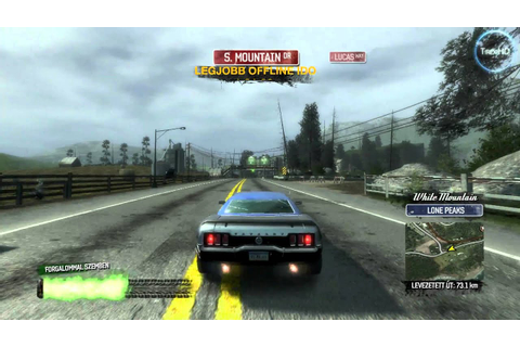 Burnout Paradise Gameplay - YouTube
