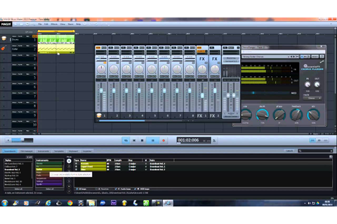 Magix Music Maker 2013 Premium Edition Review - YouTube
