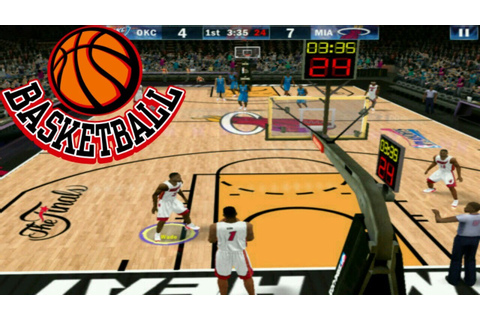 Top 10 Best Basketball Games Android & iOS (3 Additional ...