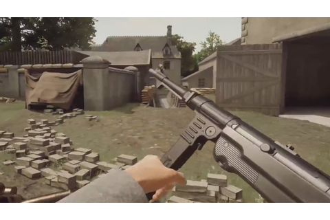 Battalion 1944 Gameplay - YouTube