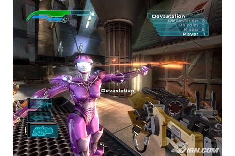 Unreal Championship 2: The Liandri Conflict full game free ...