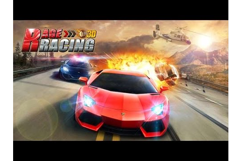 Rage Racing 3D-Car Racing Games For Android-Free Car Games ...