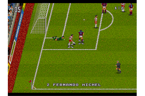 Download World Trophy Soccer (Genesis) - My Abandonware