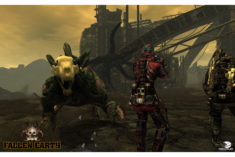 Fallen Earth Free2Play - Fallen Earth F2P Game, Fallen ...
