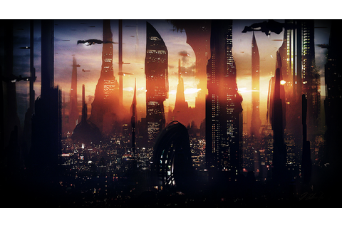 Coruscant - Star Wars: Age of Alliances MUSH