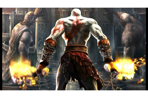 God of War 2 All Cutscenes (Game Movie) 1080p 60FPS HD ...