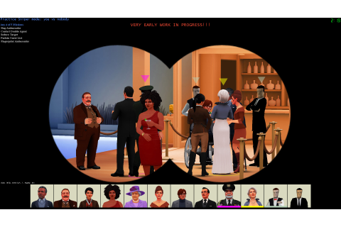 SpyParty Free Download