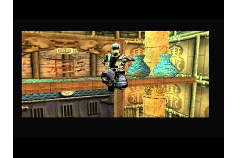 Godai: Elemental Forces (PS2) - YouTube
