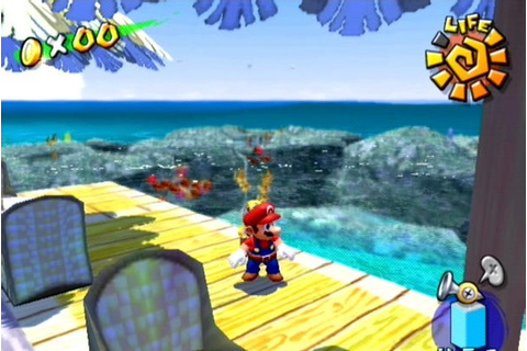 Super Mario Sunshine | Retro Gamer