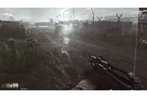 Escape From Tarkov May Be Coming To Consoles; New Stunning ...