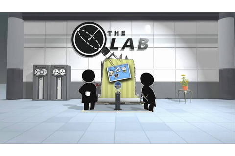 The Lab - Trailer [VR, HTC Vive] - YouTube