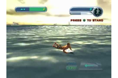 Kelly Slater's Pro Surfer (PS2 Gameplay) - YouTube