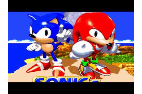 Sonic and Knuckles Walkthrough - YouTube