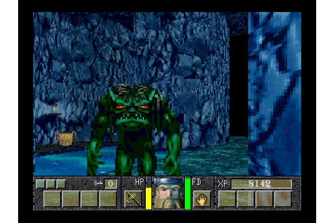Advanced Dungeons & Dragons: DeathKeep (1995) by Lion ...