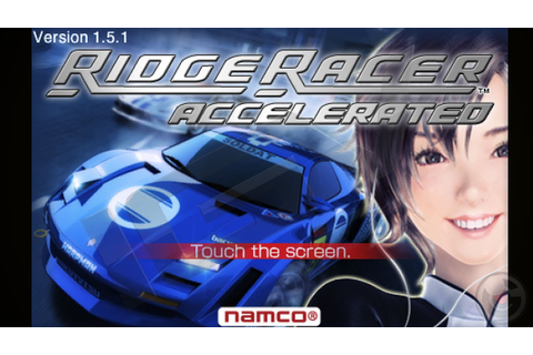 RIDGE RACER ACCELERATED - iPhone Gameplay Video - YouTube