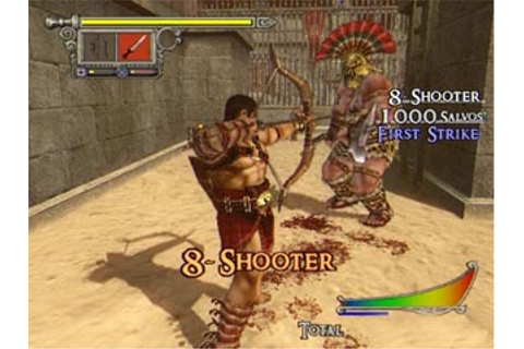 Shadow of Rome Review / Preview for PlayStation 2 (PS2)