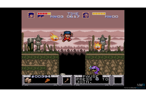 The Legend of the Mystical Ninja - Game - Nintendo World ...