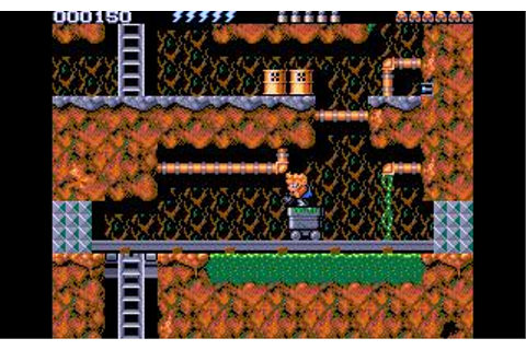 Rick Dangerous 2 Download (1990 Arcade action Game)