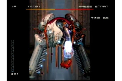 Ikaruga Full Game Play Sega Dreamcast - YouTube