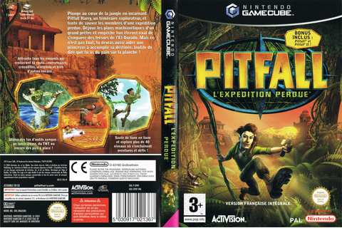 GPHF52 - Pitfall: The Lost Expedition