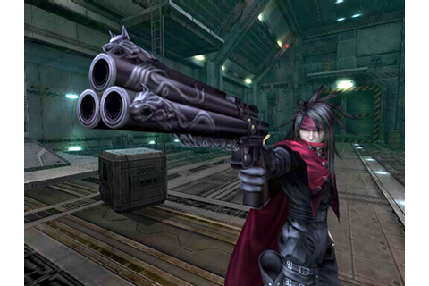 Dirge of Cerberus - Final Fantasy VII (USA) ISO