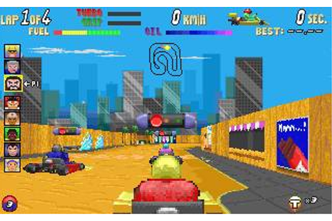 SuperKarts Download (1995 Sports Game)