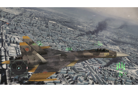 Ace Combat: Assault Horizon - Enhanced Edition (2013 ...