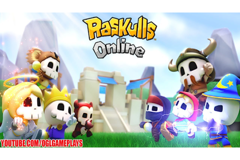 Raskulls: Online Android/iOS Gameplay - YouTube