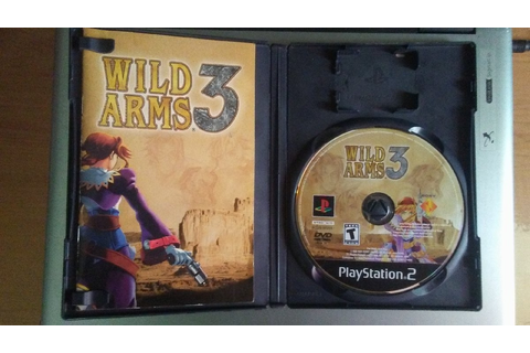 WILD ARMS 3 GAME DISC for sale in OLD HARBOUR St Catherine ...
