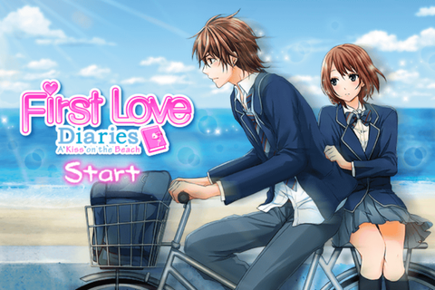 First Love Diaries - A Kiss on the Beach | Voltage Inc ...