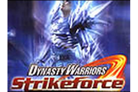 Classic Game Room HD - DYNASTY WARRIORS STRIKEFORCE review ...