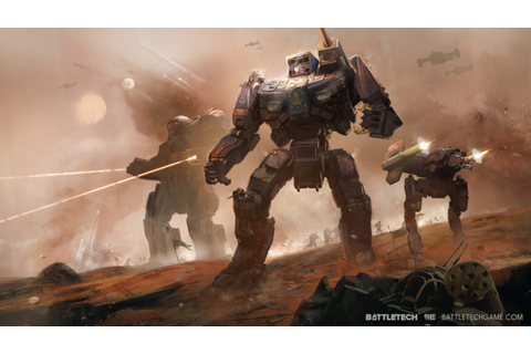 Harebrained's BATTLETECH Looks Promising in This Pre-Alpha ...