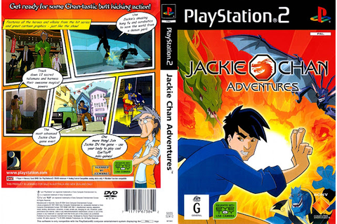 Baixar - Jackie Chan Adventures [PT-PT][PS2] - DEVICE GAMES™