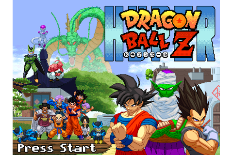 Hyper Dragon Ball Z (Video Game) - TV Tropes