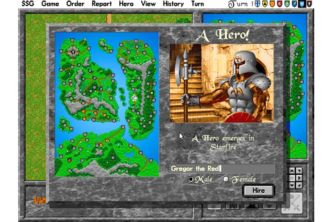 Download Warlords II Deluxe | DOS Games Archive