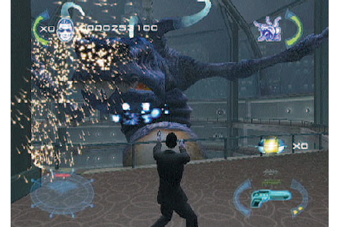 REVIEW: MEN IN BLACK II: ALIEN ESCAPE (PS2) | Comic Gamers ...
