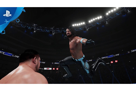 WWE 2K19 - Never Say Never Trailer | PS4 - YouTube