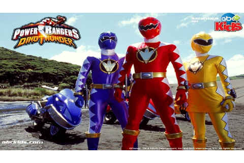Power Rangers Dino Thunder Game - conewni-mp3